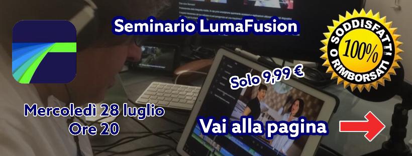 Seminario LumaFusion